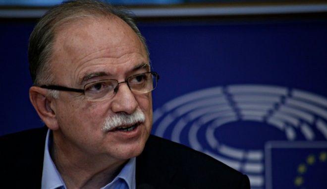 Παπαδημούλης: Ελπίζω στο Eurogroup να υπάρξει δρόμος, για την επιστροφή της Ελλάδας στην ανάπτυξη