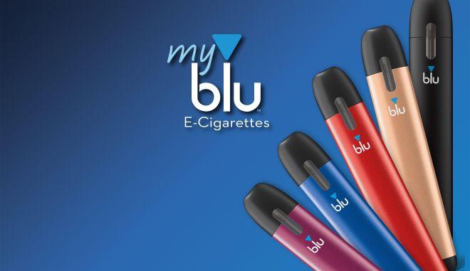Νέο ηλεκτρονικό τσιγάρο myblu στην Ελλάδα!