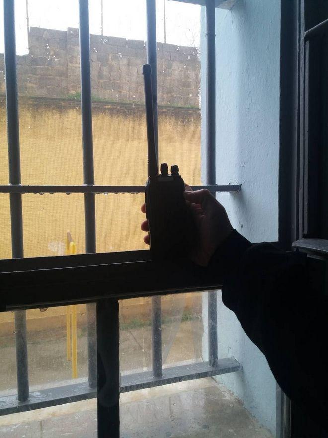 Σε εξέλιξη εξέγερση των κρατουμένων στις φυλακές Κορυδαλλού