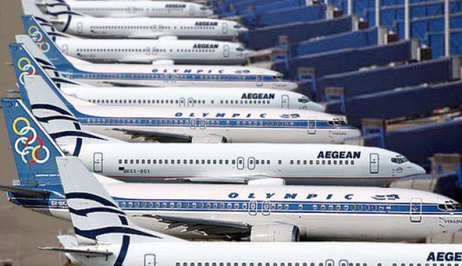 Aegean: Αύξηση 26% της επιβατικής κίνησης τον Απρίλιο