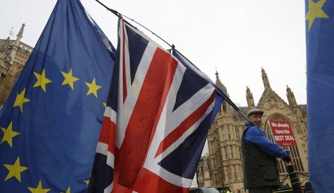 Υπέρμαχος της παραμονής της Μ. Βρετανίας στην ΕΕ στο Λονδίνο