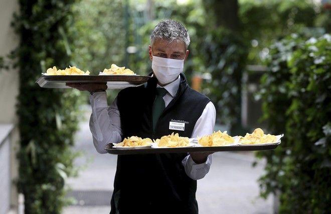 Σερβιτόρος Αυστρία