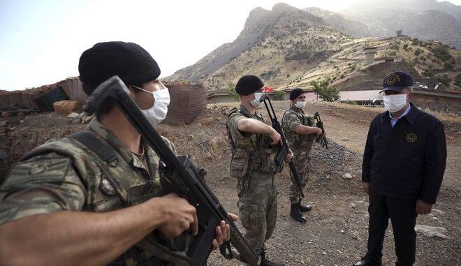 Στρατιώτες του Ιράκ