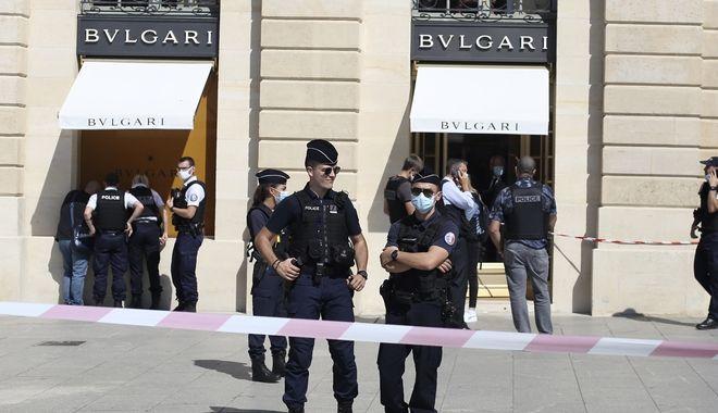 Γαλλία: Κλοπή εκατομμυρίων σε κατάστημα του οίκου Bulgari