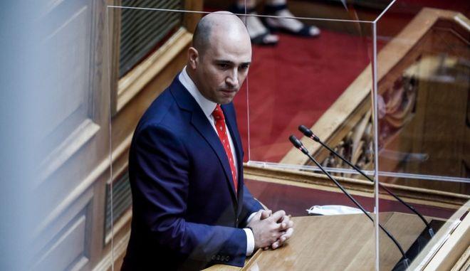 Ο βουλευτής της ΝΔ, Κωνσταντίνος Μπογδάνος