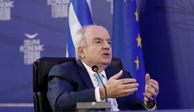 Ο Πρόεδρος και Διευθύνων Σύμβουλος του Ομίλου ΓΕΚ ΤΕΡΝΑ Γιώργος Περιστέρης