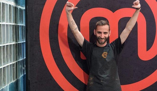 Ο Τζώρτζης του master chef μετά τη νίκη στη δοκιμασία αποχώρησης