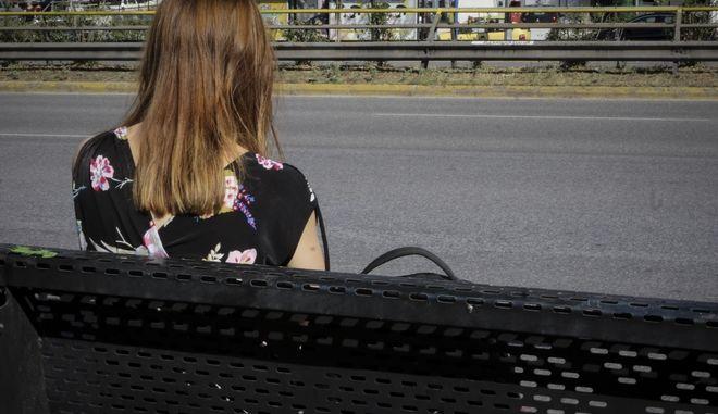Στάση εργασίας λεωφορείων ΟΑΣΑ - Φωτογραφία αρχείου