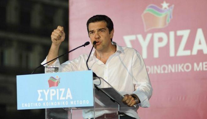 """Τσίπρας: Το """"success story"""" είναι η κωδική ονομασία του τρίτου Μνημονίου"""