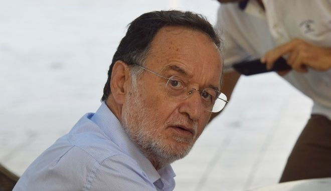 Ο Γραμματέας του Πολιτικού Συμβουλίου της Λαϊκής Ενότητας, Παναγιώτης Λαφαζάνης