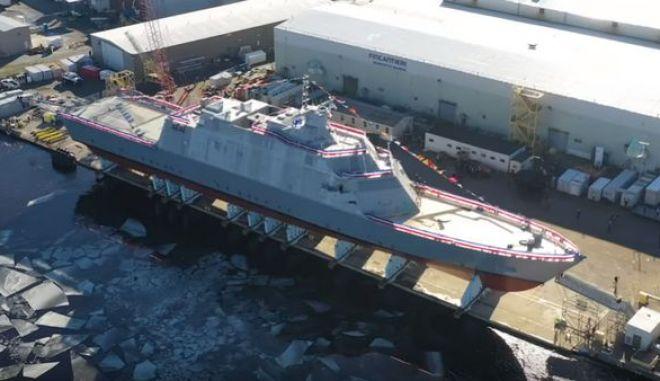 Τι πρότειναν οι Αμερικανοί στην Ελλάδα για το Πολεμικό Ναυτικό