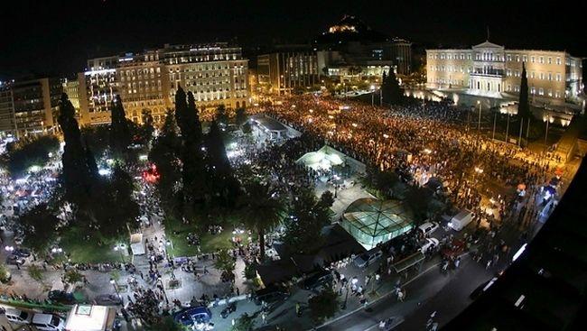 Δημοψήφισμα 2015. Η Ελλάδα ένα χρόνο μετά
