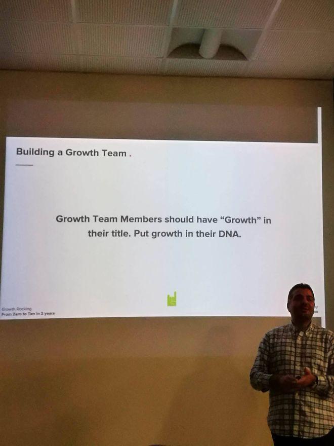 """Στο growth marketing η """"μαγική"""" λέξη είναι αποτελεσματικότητα"""