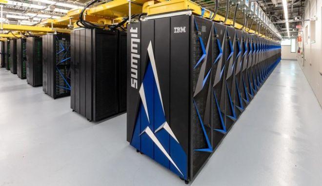 Αυτός είναι ο κορυφαίος υπερυπολογιστής στον κόσμο