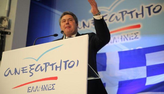 Ποιοι κατεβαίνουν με τα ψηφοδέλτια των Ανεξάρτητων Ελλήνων