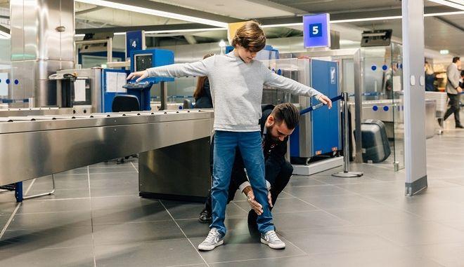 Boarding pass στον αυτισμό
