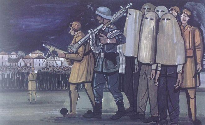 74 χρόνια από το μπλόκο της Κοκκινιάς