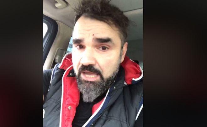 Επίθεση δέχθηκε ο Νάσος Γουμενίδης