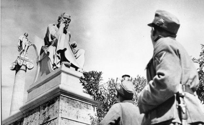 Όταν οι Ναζί άρπαζαν και λεηλατούσαν τις αρχαιότητες στην Ελλάδα