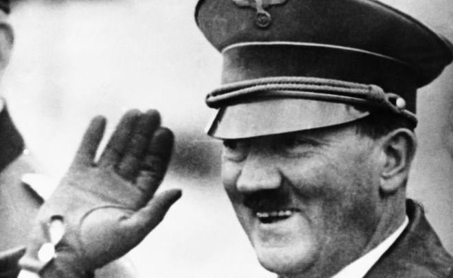 Τα δόντια του Χίτλερ