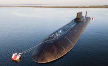 Έξι νέα πυρηνικά υποβρύχια θα κατασκευάσει η Ρωσία