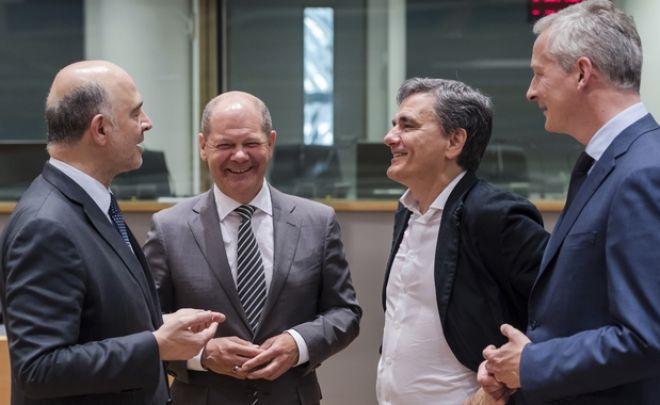 Έδωσαν χέρια ΔΝΤ - Γερμανία για το χρέος