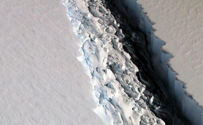 Ανταρκτική: Βρήκαν τρία γιγάντια φαράγγια κάτω από τους πάγους