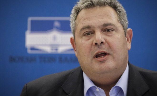 Καμμένος: Απαιτούμε αυξημένη πλειοψηφία 180 για τη συμφωνία των Πρεσπών