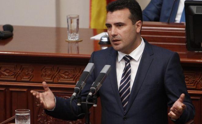Ζάεφ: Φιλορώσοι Έλληνες επιχειρηματίες δίνουν 13.000 έως 21.000 δολάρια για προβοκάτσιες στα Σκόπια