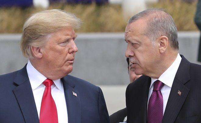 Γιατί η Τουρκία είναι η Νο1 απειλή για τα συμφέροντα των ΗΠΑ