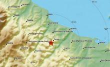 Ισχυρός σεισμός 5,2 Ρίχτερ στην Ιταλία