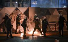 Ένταση και μολότοφ στις πορείες για τον Παύλο Φύσσα σε Αθήνα και Θεσσαλονίκη