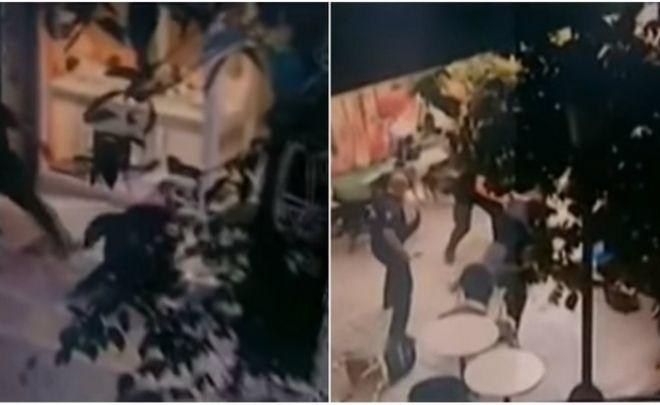 Ομόνοια: Καρέ - καρέ τα βίντεο που οδήγησαν στον θάνατο τον Ζακ Κωστόπουλο