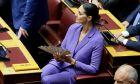 Οργή Ακρίτα για τα σεξιστικά σχόλια κατά της Νόνης Δούνια