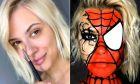 Η Λάουρα Νάργες έκανε μόνη το makeover της χρονιάς