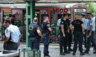 Ατύχημα με συρμό του ΗΣΑΠ στην Κηφισιά - Οκτώ τραυματίες