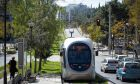 To Tραμ επιστρέφει στο κέντρο της Αθήνας μετά από δύο χρόνια