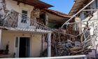 Σεισμός: Ζημιές σε Μεσοχώρι και Δαμάσι - Απεγκλωβίστηκε σώος ηλικιωμένος