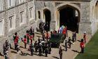 Live Εικόνα: Η κηδεία του Πρίγκιπα Φίλιππου