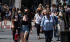 Κορονοϊός: 1305 νέα κρούσματα σήμερα στην Ελλάδα - 33 νεκροί και 348 διασωληνωμένοι