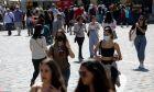 Κορονοϊός: 1100 κρούσματα σήμερα στην Ελλάδα - 24 νεκροί και 337 διασωληνωμένοι